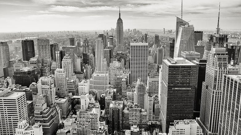 горизонты города