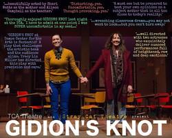 Gidion's Knot by Johnna Adams