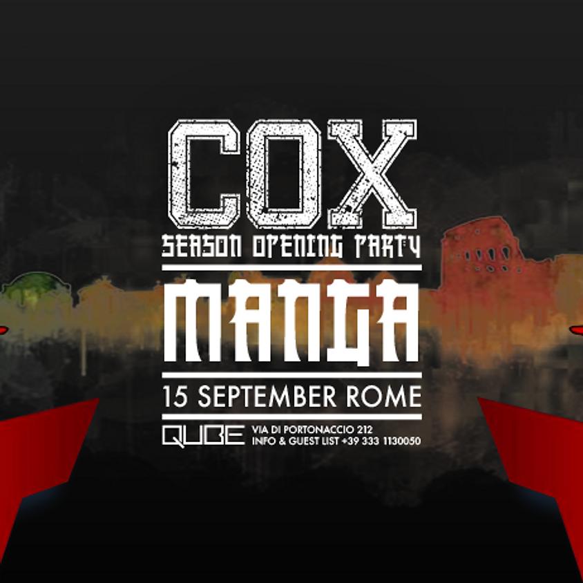 COX ROMA | SEASON OPENING