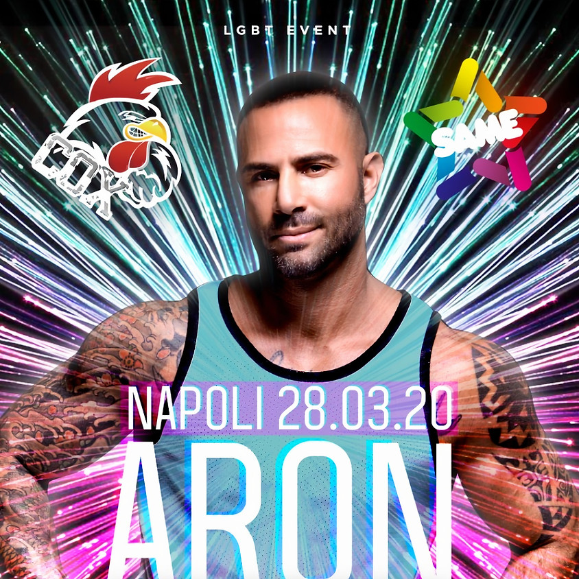 COX + SAME PARTY - NAPLES  29 March