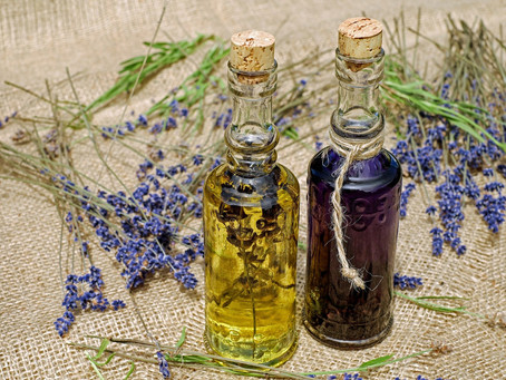 Usi alternativi dell'olio essenziale di lavanda
