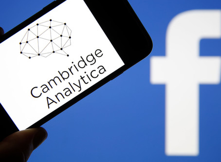 Case Study on Cambridge Analytica embezzling on Facebook users data