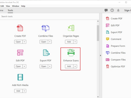 How to Batch OCR PDF Files and Search Multiple PDF Files with Adobe Acrobat