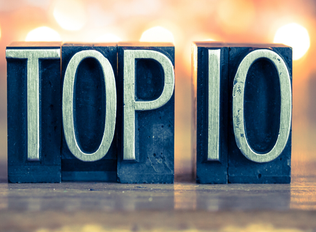 Top 10 Legal Podcasts