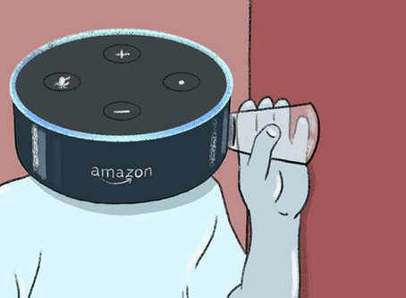 Alexa, How Do I Protect My Organization's Data From You?