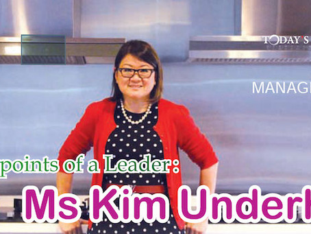Viewpoints of a Leader: Kim Underhill