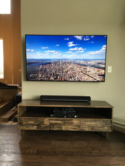 TV Mount with SONOS