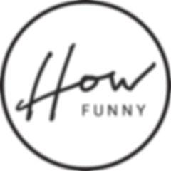 How Funny Logo