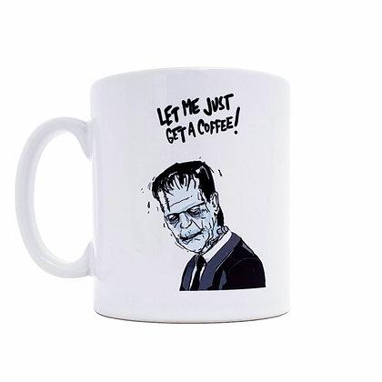 Frankenstein mug, Funny mug, coffee lover mug, monster mug, mug, funny gift, mugs, funny, how funny,gift,  cup, gift idea,