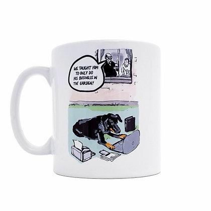 dog business mug, Funny mug, dog lover mug, work mug, mug, funny gift, mugs, funny, how funny,gift,  cup, gift idea,