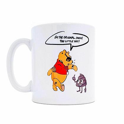 winnie the pooh mug, Funny mug,  pooh mug, the pooh mug, mug, funny gift, mugs, funny, how funny,gift,  cup, gift idea,
