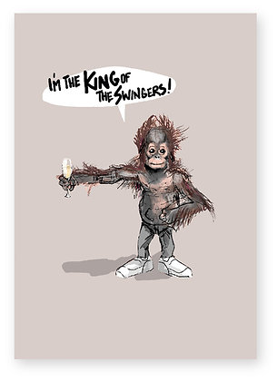 KING OF THE SWINGERS!