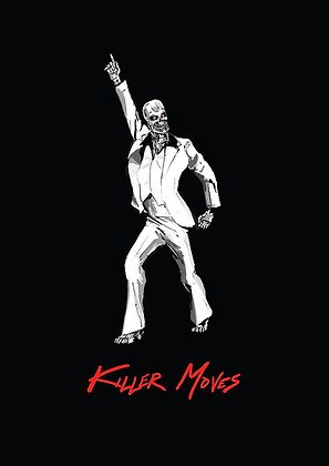 KILLER MOVES PRINT