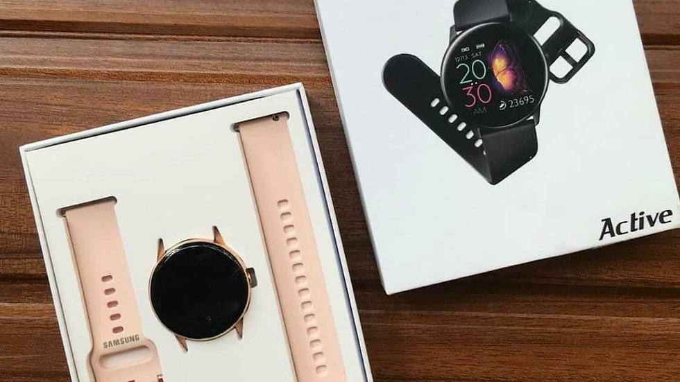 Active Smart Watches
