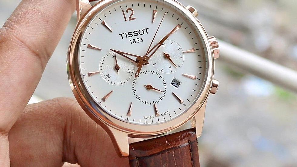 Tissot Metallic Chronography