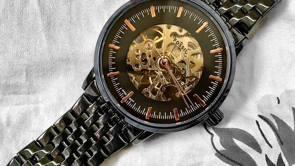 Fossil Chronography