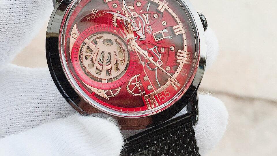 Rolex Skeletal Chronography