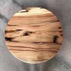 Marri round coffee table