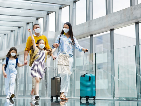What is travel like in 2021?