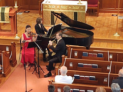 Horn Trios_Qiao Solomon, violin _ Jason