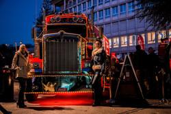 Coca Cola Weihnachts Truck Tour