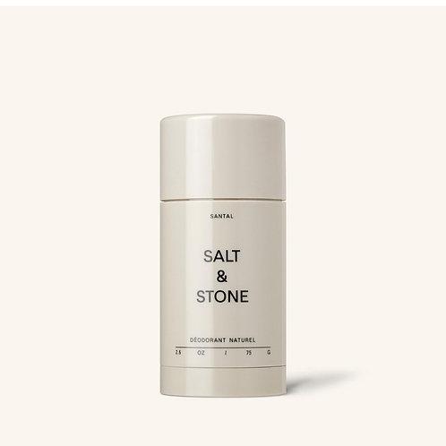 Salt & Stone Natural Deodorant - SANTAL