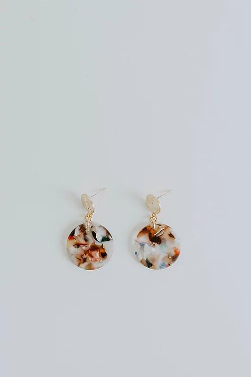 Earrings - Autumn