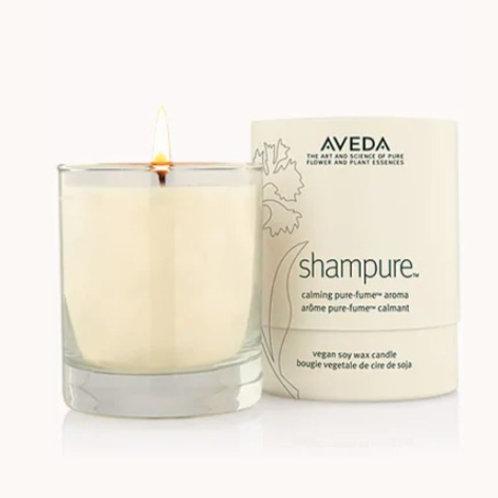 Shampure Vegan Soy Wax Candle