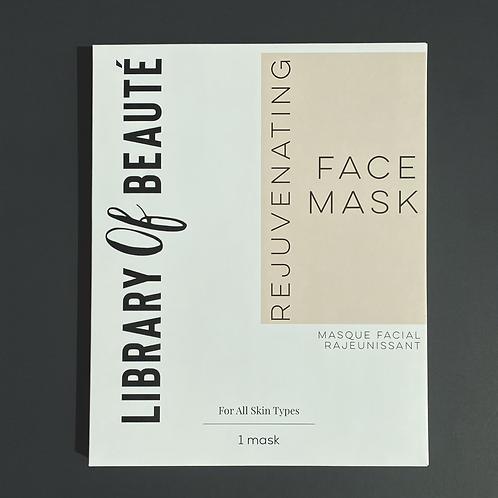 HydroGel Rejuvenating Facial Mask