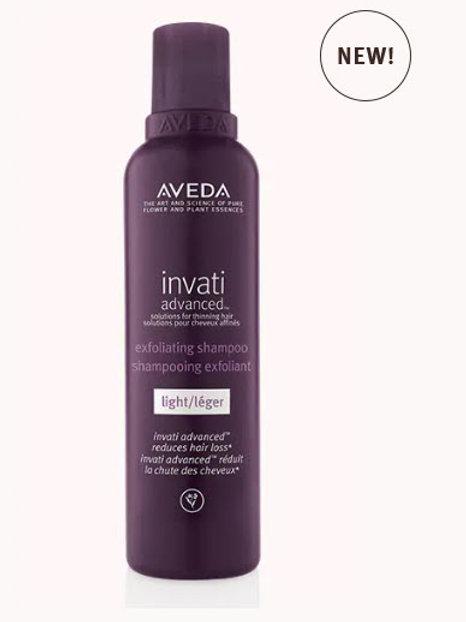 Invati Advanced Exfoliating Shampoo Light
