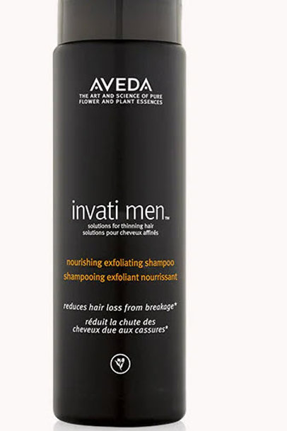 Invati Men's Nourishing Exfoliating Shampoo