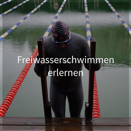 Freiwasserschwimmen erlernen