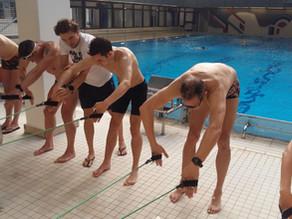 Indoor Schwimmtraining
