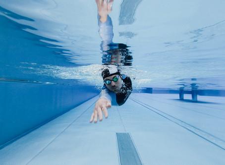 10 Regeln auf der Schwimmbahn
