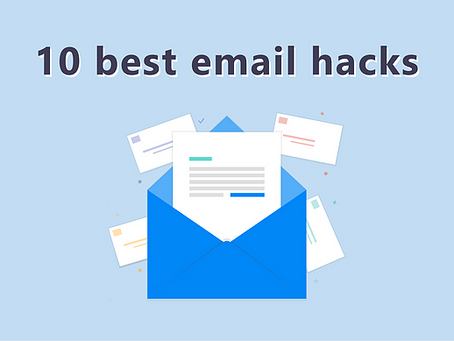 The Top 10 Email List Hacks for 2021