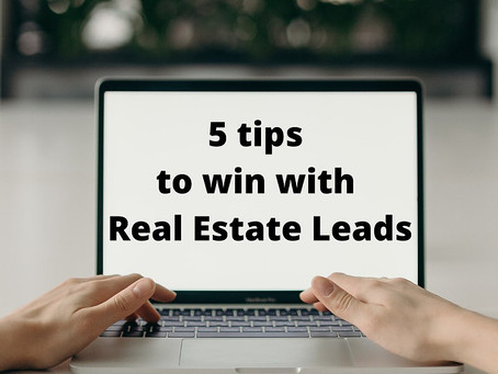 Do You Own a Real Estate Business? Use These 5 tips!