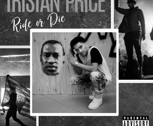 """Minnesota Artist Tristan Price With """"Ride Or Die"""""""