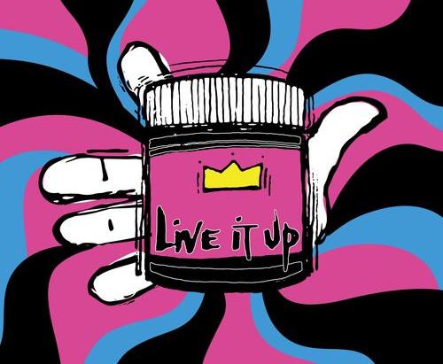 KingQueen - Live It Up