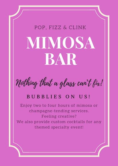 mimosa bar services
