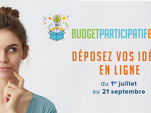 le64 : lancement du 1er budget participatif
