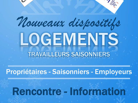 Action Logement pour les saisonniers en Haut Béarn