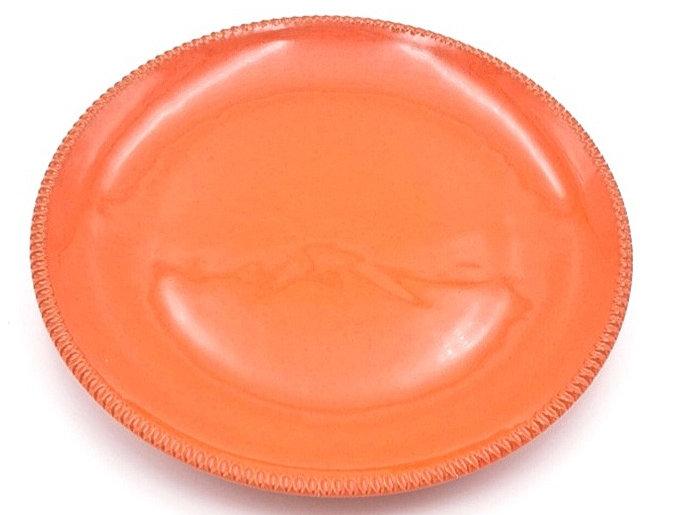 Assiettes plates   Orange   à partir de 14 €