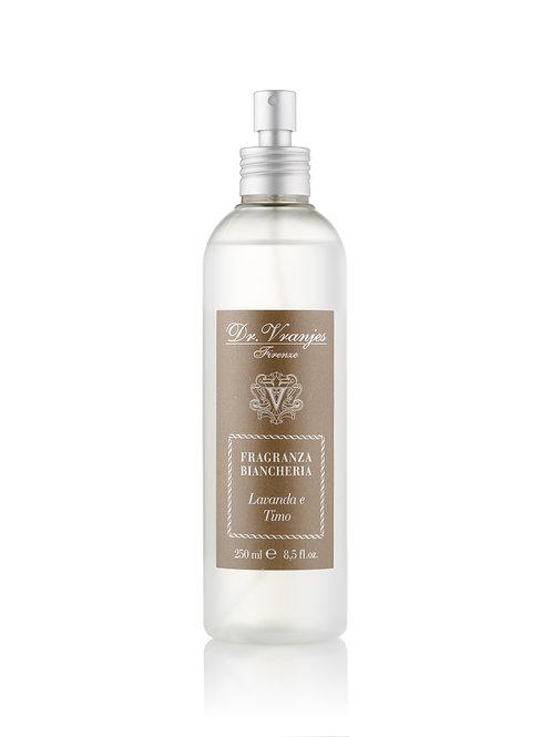 Spray linge de maison Lavanda Timo | 30 €