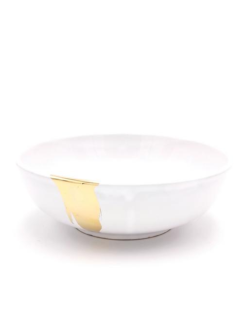 Mini-bols   Blanc splash or   à partir de 41 €