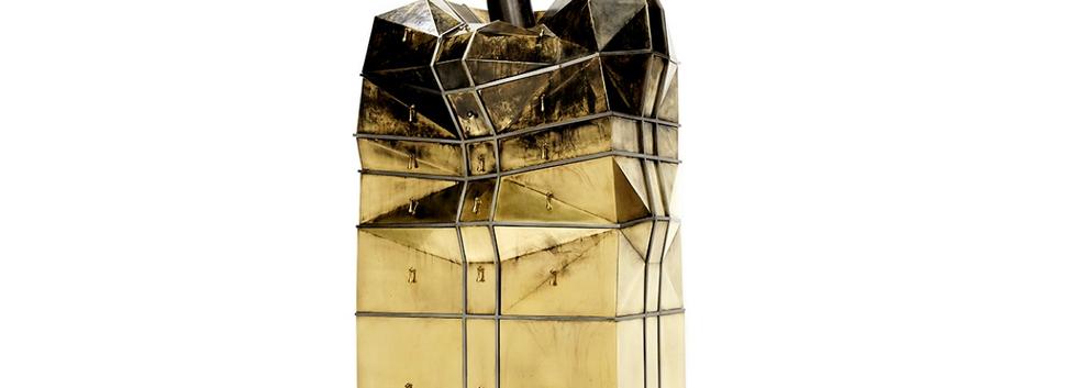 Cabinet-sculpture Antropocene