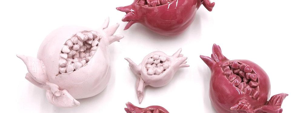 Grenade   Fuchsia   Nuances de roses   à partir de 20 €