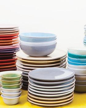 Art de la table | Céramique | Assiettes Colori di Puglia | Enza Fasano