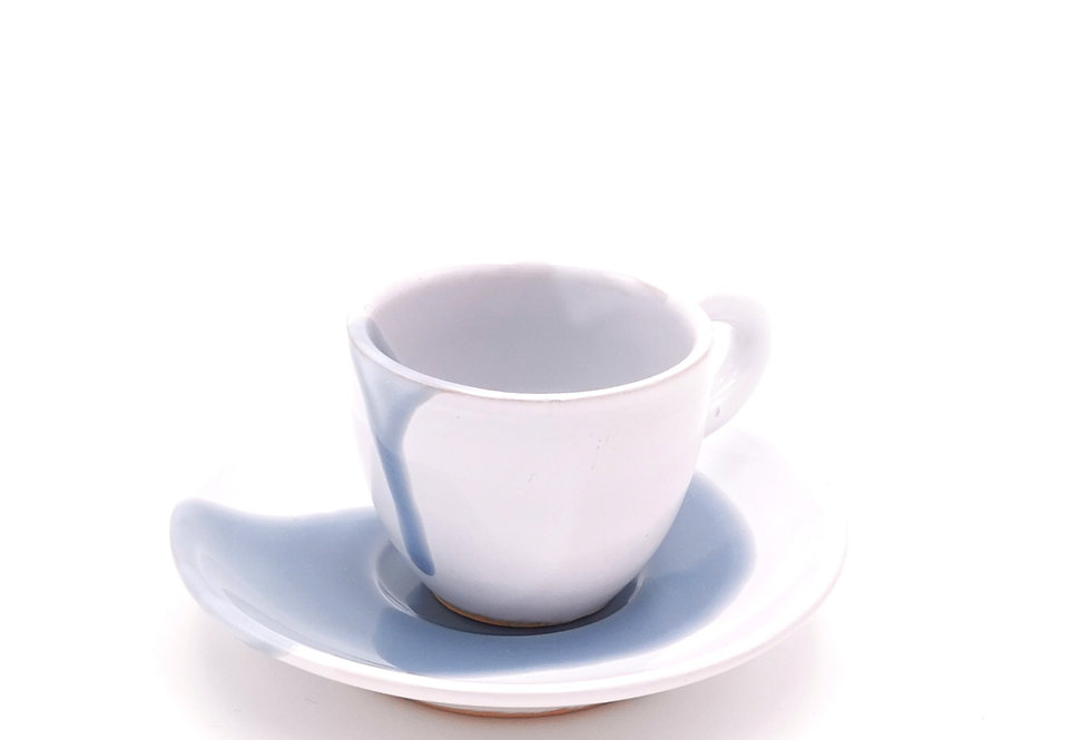 Mugs, tasses & soucoupes | Splash Gris | à partir de 32 €