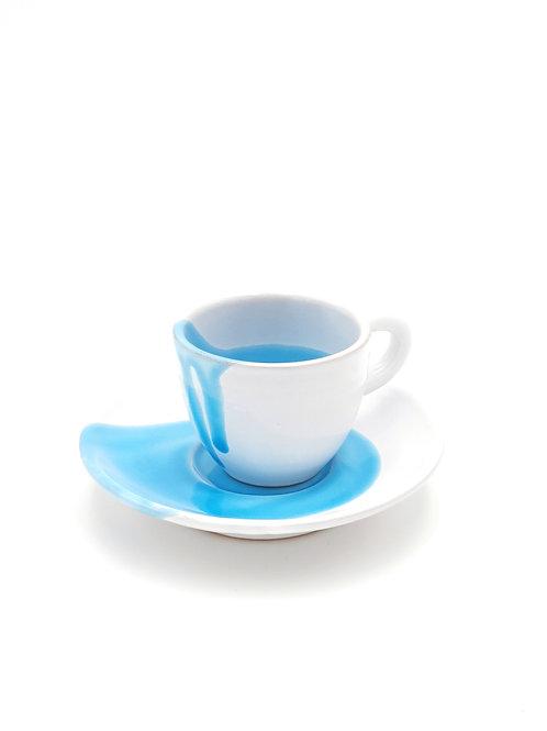 Tasses & soucoupes | Splash Turquoise | à partir de 30 €