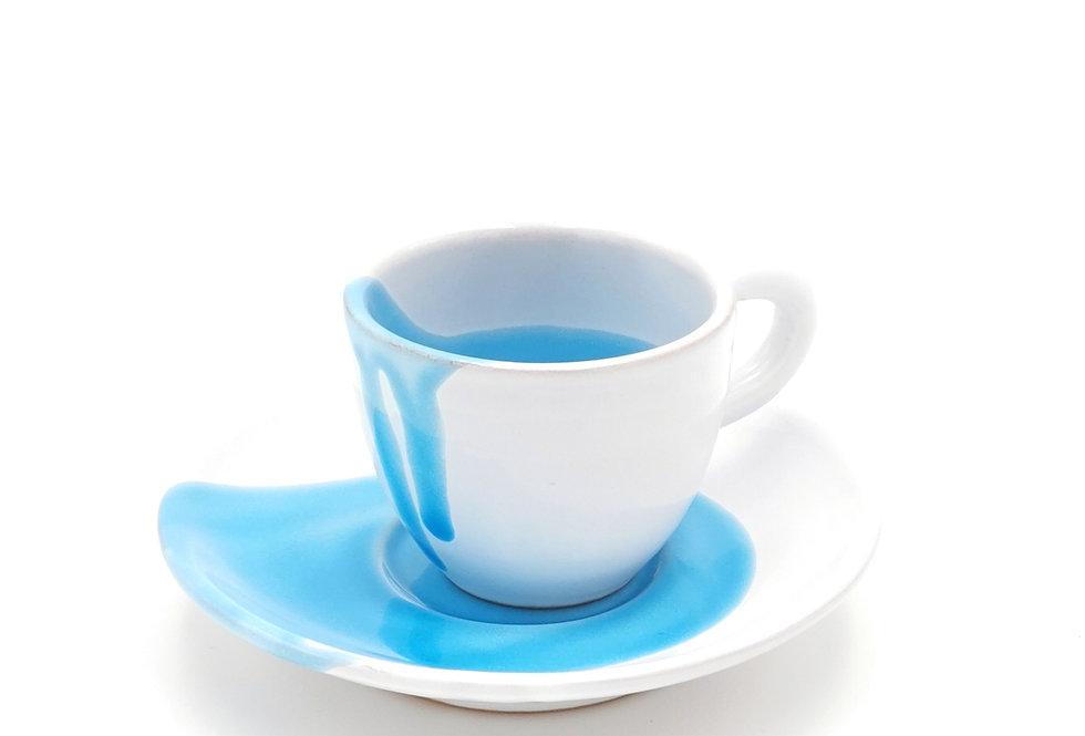 Mugs, tasses & soucoupes | Splash Turquoise | à partir de 32 €
